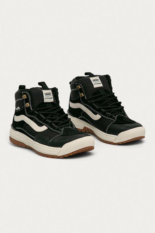 Vans - Boty černá