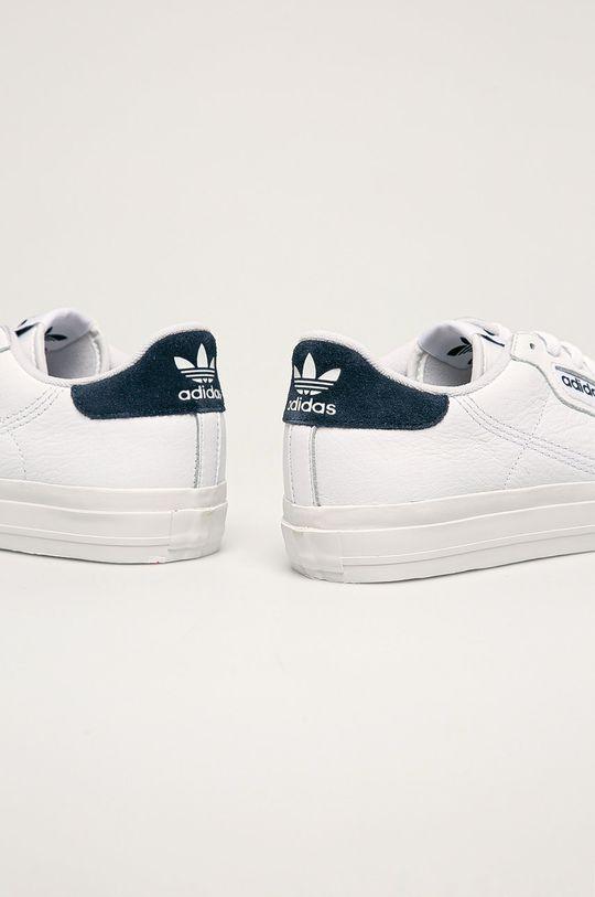 adidas Originals - Kožené boty Continental Vulc  Svršek: Textilní materiál, Přírodní kůže Vnitřek: Textilní materiál Podrážka: Umělá hmota