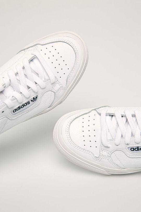 adidas Originals - Kožené boty Continental Vulc Pánský