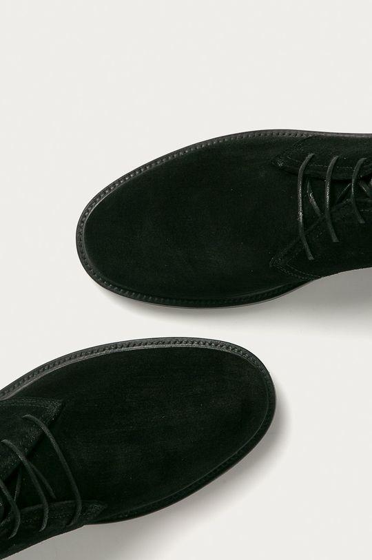 Gant - Semišové boty Kyree  Svršek: Semišová kůže Vnitřek: Přírodní kůže Podrážka: Umělá hmota