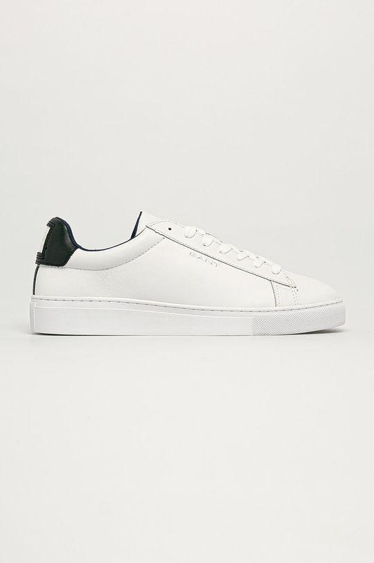 biały Gant - Buty skórzane Julien Męski