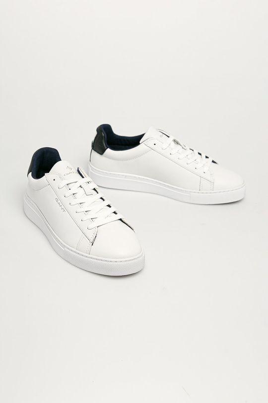 Gant - Buty skórzane Julien biały