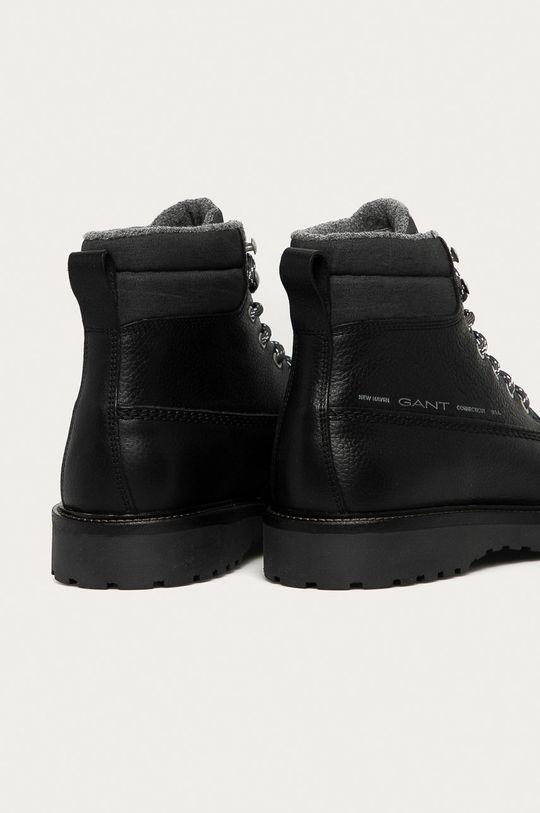 Gant - Kožené boty Roden  Svršek: Přírodní kůže Vnitřek: Vlna Podrážka: Umělá hmota