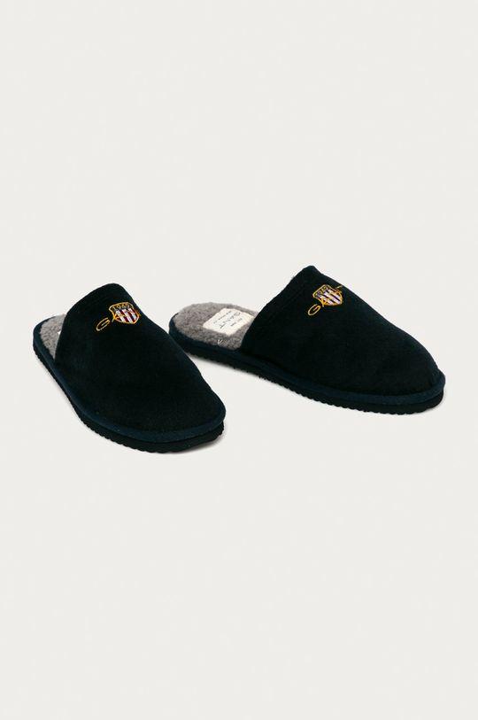 Gant - Pantofle Tamaware námořnická modř