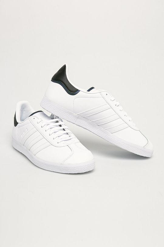 adidas Originals - Buty Gazelle biały