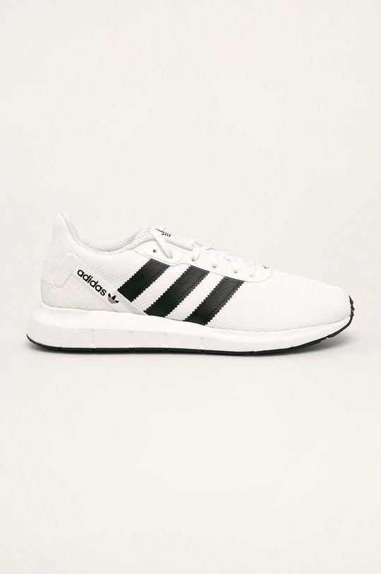 biały adidas Originals - Buty Swift Run RF Męski