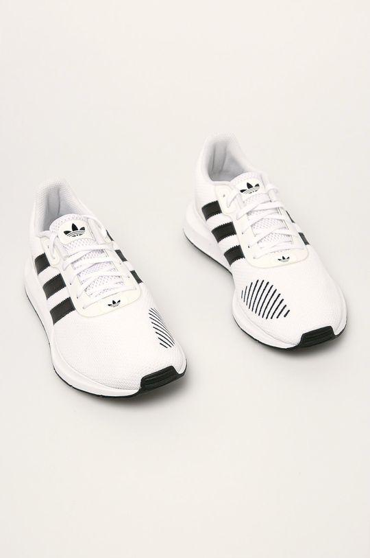 adidas Originals - Buty Swift Run RF biały