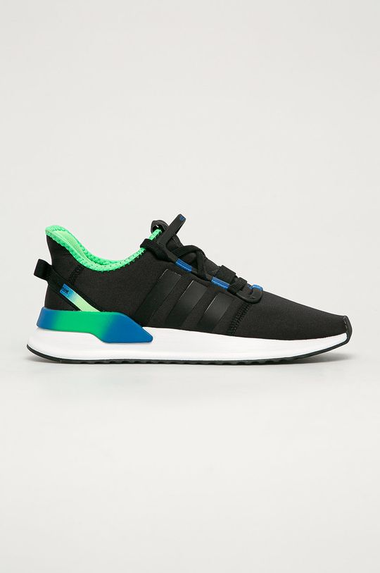 čierna adidas Originals - Topánky U_Path Run Pánsky