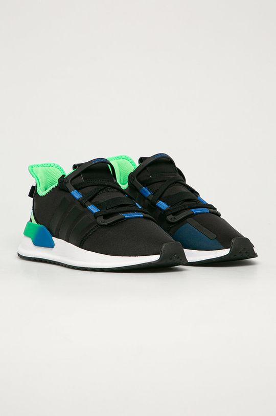adidas Originals - Topánky U_Path Run čierna