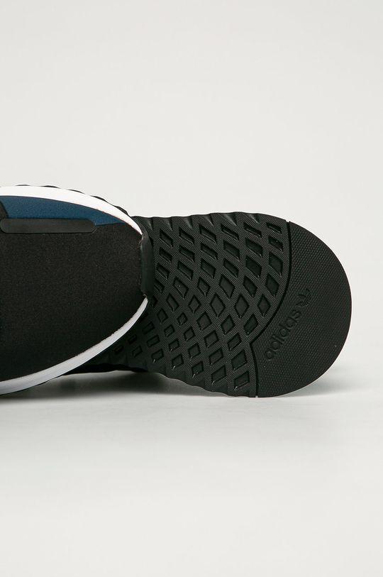 čierna adidas Originals - Topánky U_Path Run