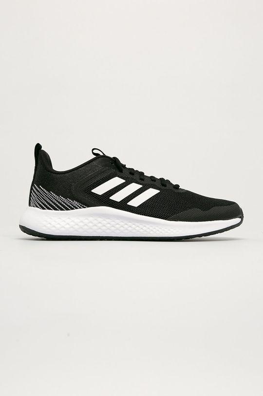 czarny adidas - Buty Fluidstreet Męski