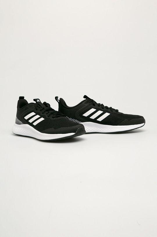 adidas - Кроссовки Fluidstreet чёрный