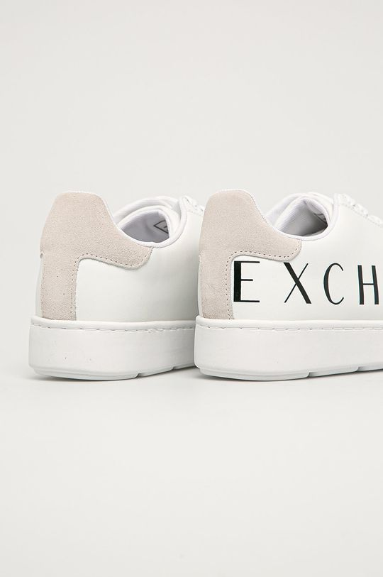 Armani Exchange - Pantofi  Gamba: Material sintetic, Piele naturala Interiorul: Material sintetic, Material textil Talpa: Material sintetic