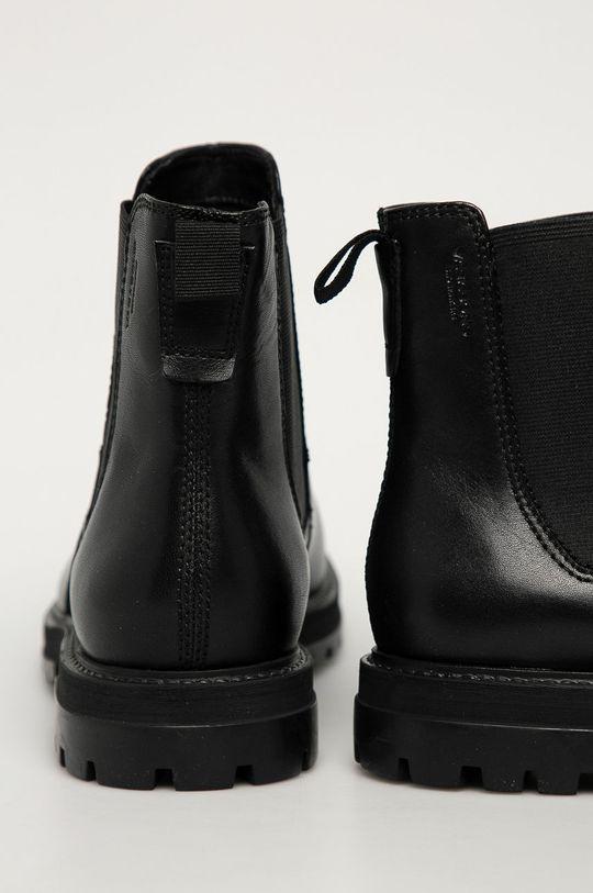 Vagabond - Kožené kotníkové boty Johnny  Svršek: Přírodní kůže Vnitřek: Textilní materiál, Přírodní kůže Podrážka: Umělá hmota