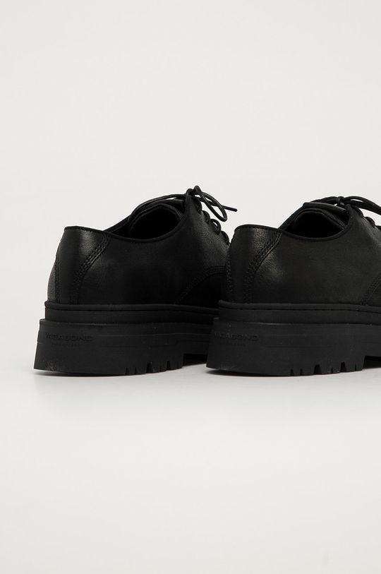Vagabond - Pantofi de piele James  Gamba: Material textil, Piele naturala Interiorul: Material textil, Piele naturala Talpa: Material sintetic
