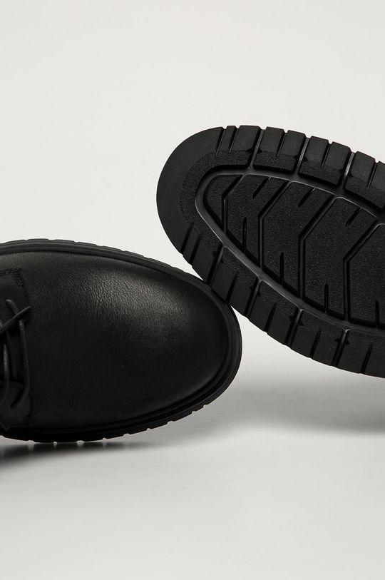 negru Vagabond - Pantofi de piele James