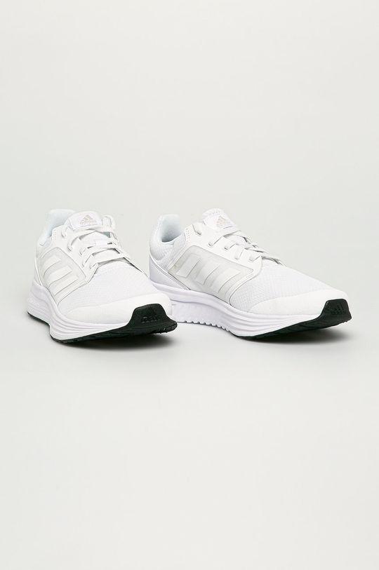 adidas - Topánky Galaxy 5 biela
