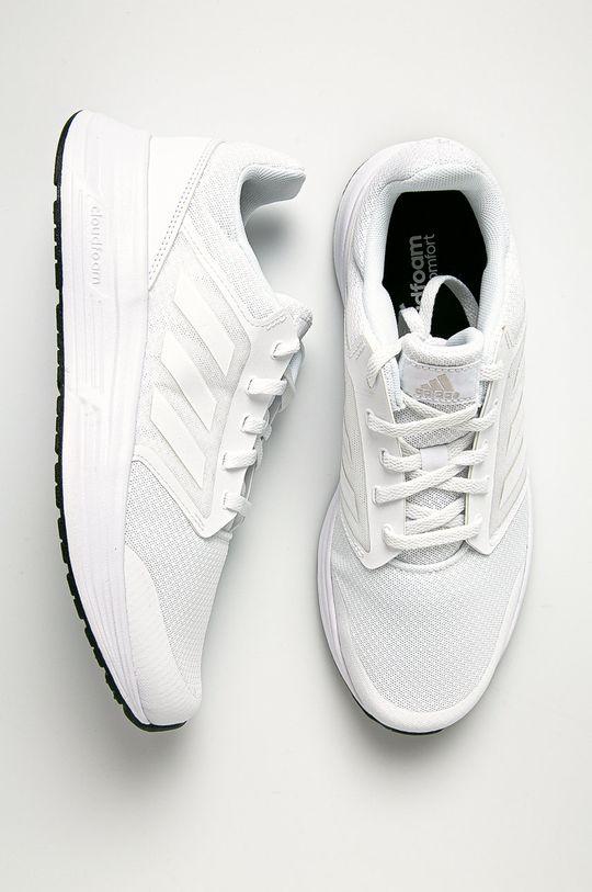 biela adidas - Topánky Galaxy 5