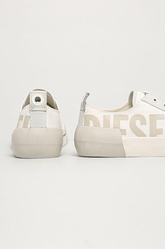 Diesel - Pantofi  Gamba: Material textil Interiorul: Material textil Talpa: Material sintetic