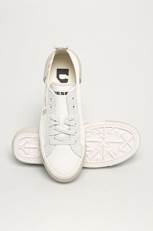 alb Diesel - Pantofi