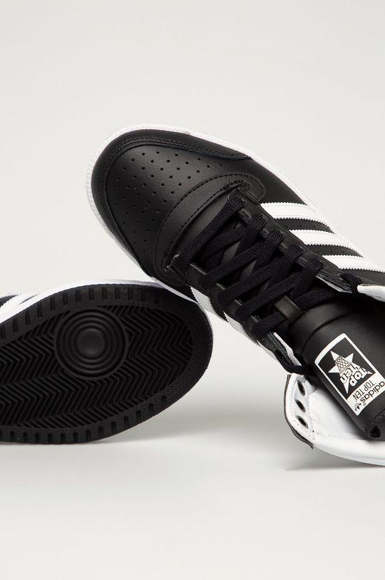 černá adidas Originals - Boty Top Ten