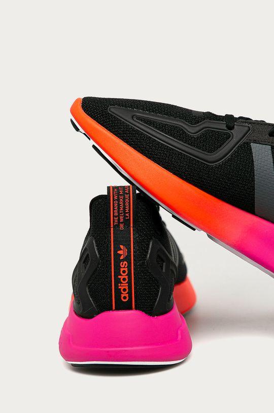 čierna adidas Originals - Topánky ZX 2K Flux