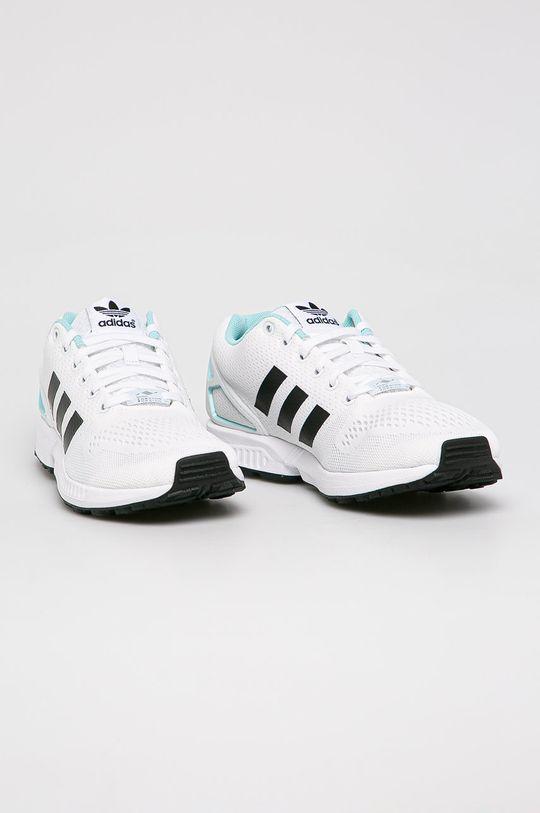 adidas Originals - Buty Zx Flux biały