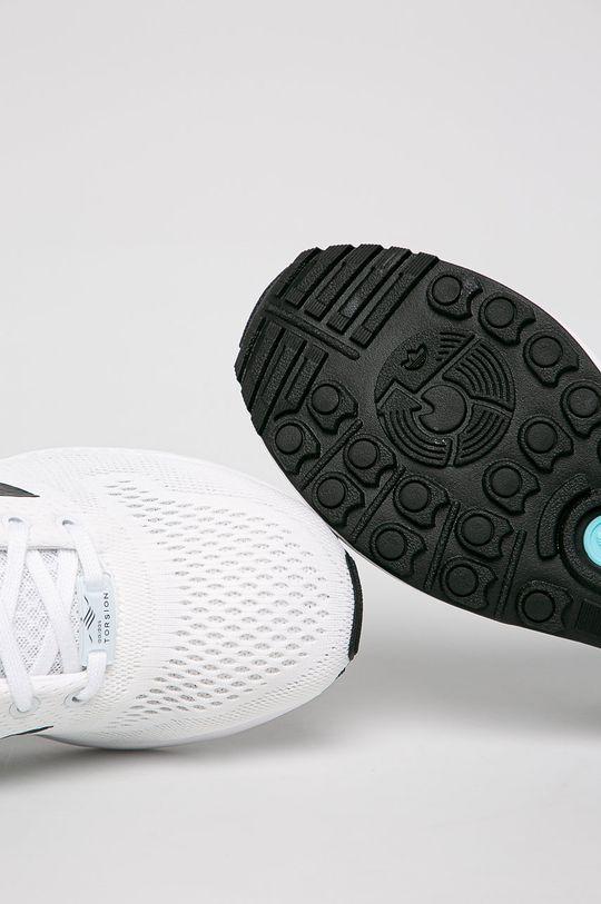 biały adidas Originals - Buty Zx Flux