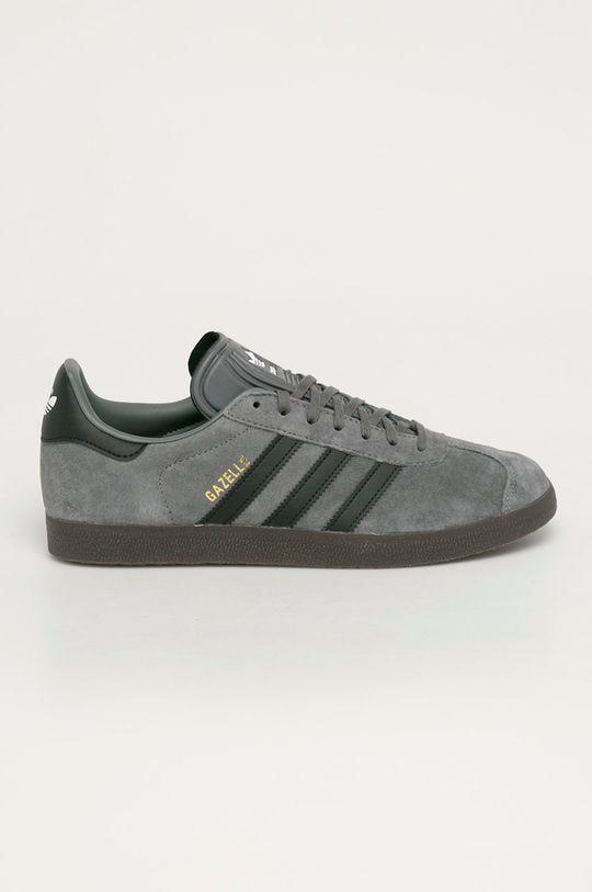 gri adidas Originals - Pantofi Gazelle De bărbați