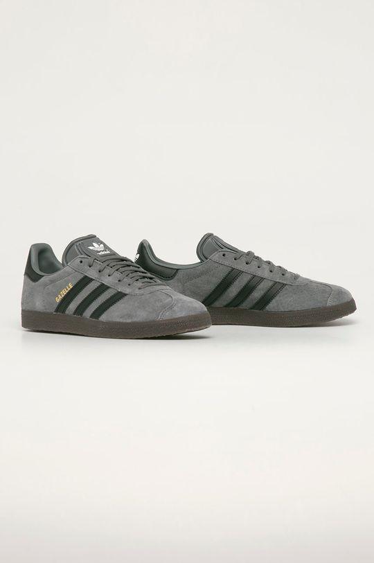 adidas Originals - Pantofi Gazelle gri