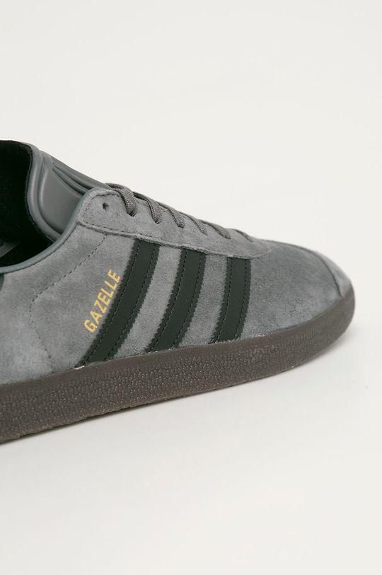 gri adidas Originals - Pantofi Gazelle