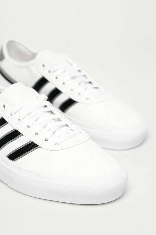 biela adidas Originals - Tenisky