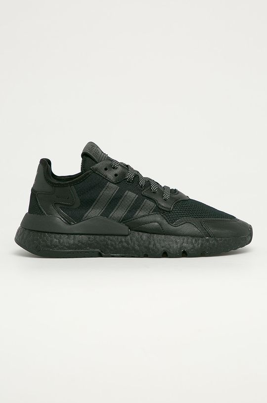 čierna adidas Originals - Topánky Nite Jogger Pánsky