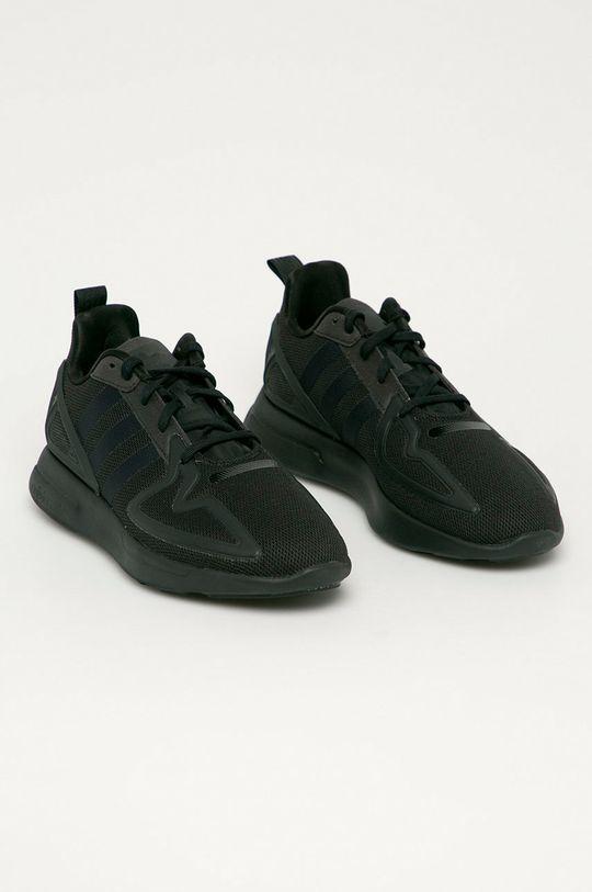 adidas Originals - Topánky ZX 2K Flux čierna