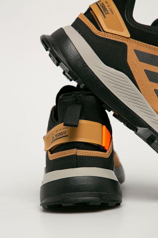 adidas Performance - Buty Terrex Hikster Cholewka: Materiał tekstylny, Skóra zamszowa, Wnętrze: Materiał syntetyczny, Materiał tekstylny, Podeszwa: Materiał syntetyczny