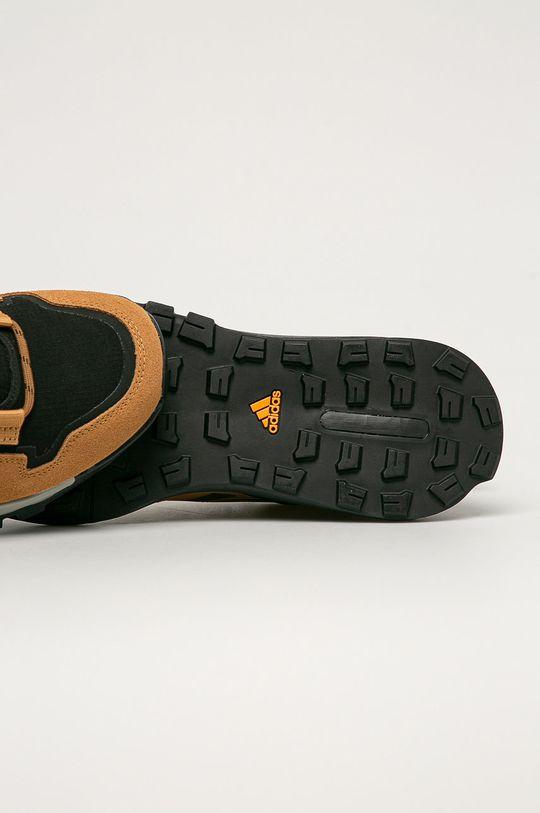 kawowy adidas Performance - Buty Terrex Hikster