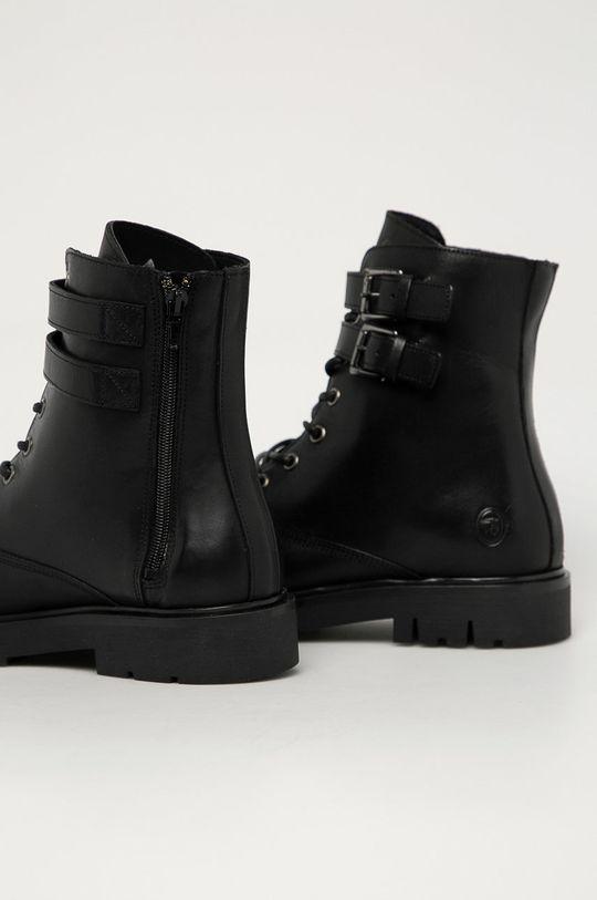 Trussardi Jeans - Kožené boty  Svršek: Přírodní kůže Vnitřek: Přírodní kůže Podrážka: Umělá hmota