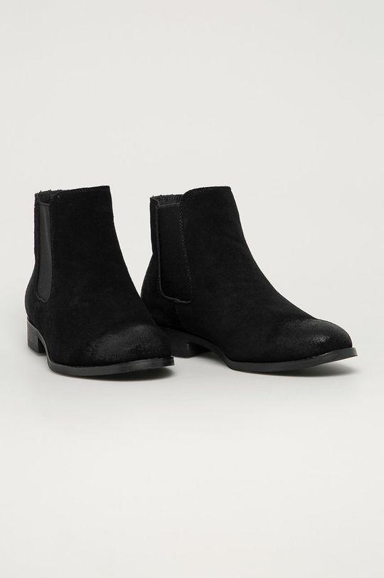 Jack & Jones - Cizme negru