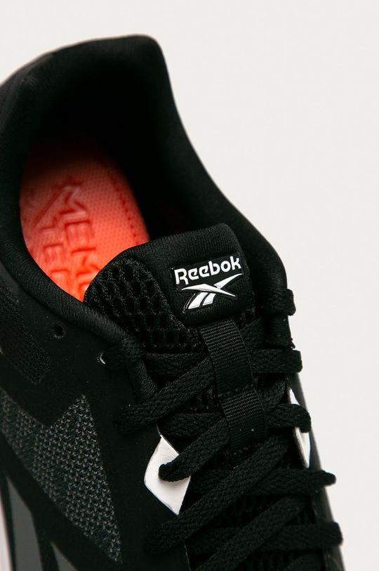 černá Reebok - Boty Runner 4.0