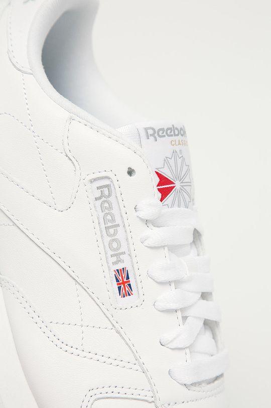 Reebok Classic - Kožené boty Cl LTHR  Svršek: Přírodní kůže Vnitřek: Textilní materiál Podrážka: Umělá hmota