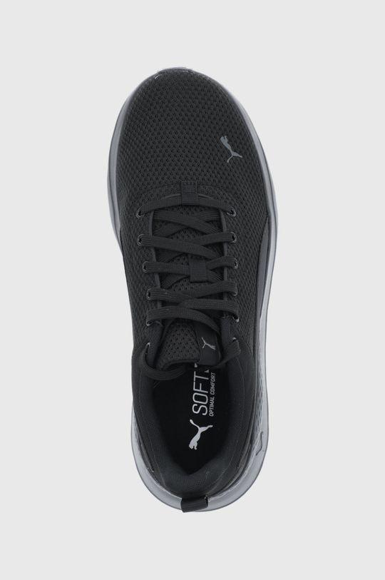 čierna Puma - Topánky Anzarun Lite