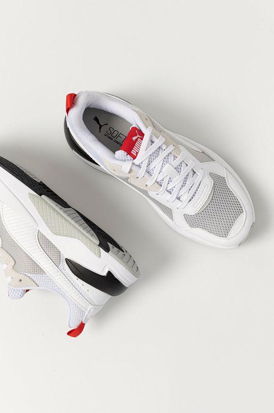 biały Puma - Buty X-Ray