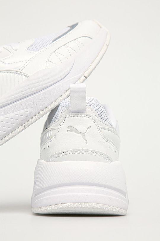 biały Puma - Buty X-Ray 2 Square