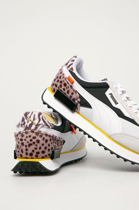 Puma - Boty Future Rider W  Svršek: Umělá hmota, Textilní materiál, Semišová kůže Vnitřek: Textilní materiál Podrážka: Umělá hmota