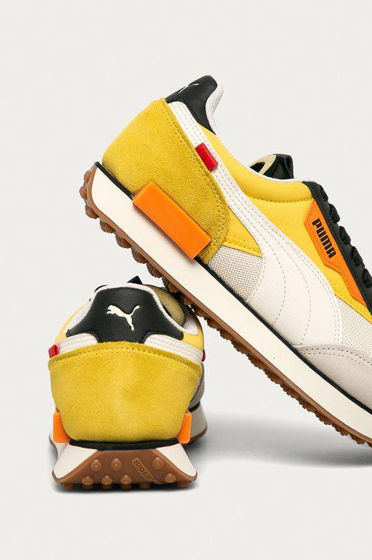 Puma - Boty Future Rider  Svršek: Textilní materiál, Semišová kůže Podrážka: Umělá hmota