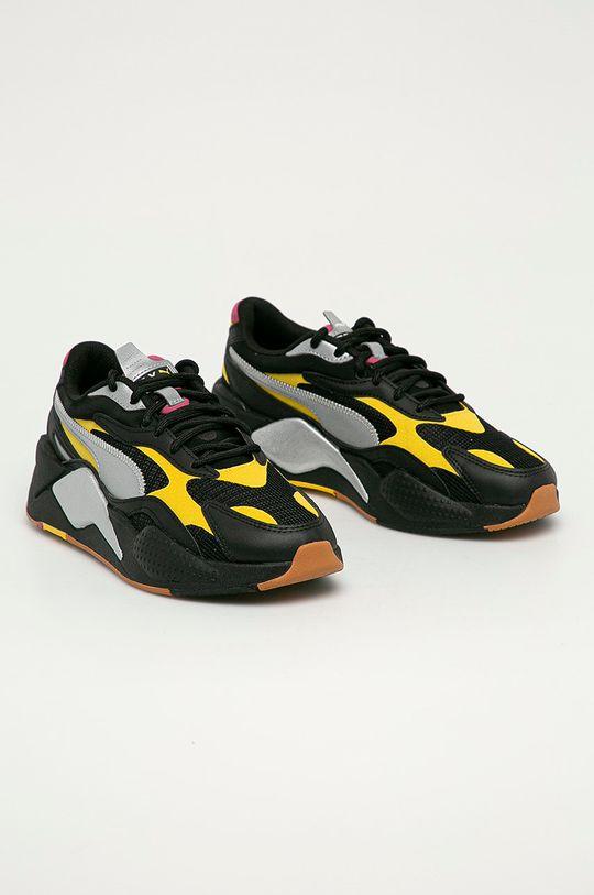 Puma - Boty RS-X3 Grids černá