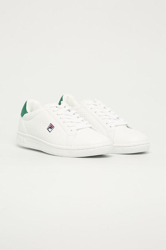 Fila - Buty Crosscourt 2 F biały