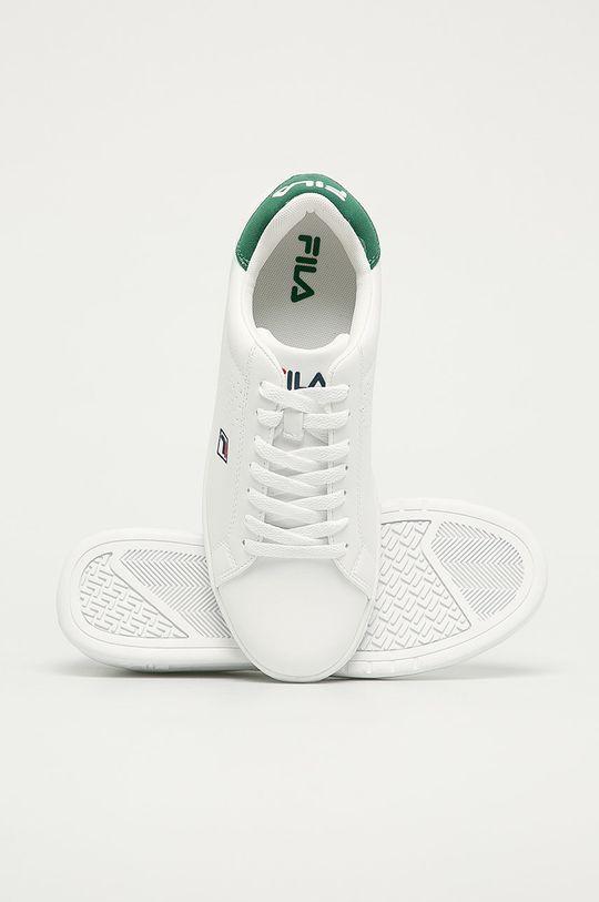 biały Fila - Buty Crosscourt 2 F