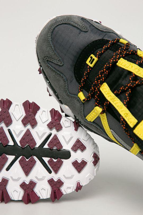 Fila - Buty Trail-R Cholewka: Materiał syntetyczny, Materiał tekstylny, Skóra naturalna, Wnętrze: Materiał tekstylny, Podeszwa: Materiał syntetyczny