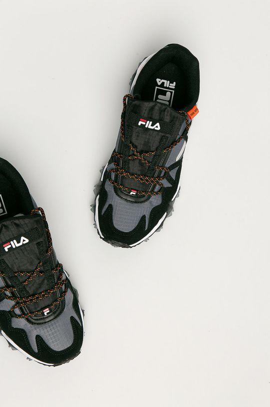 čierna Fila - Topánky Trail-R